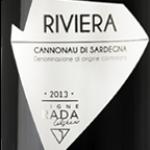 Vigne Rada_bottle_Riviera_Cannonau